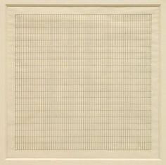 Agnes Martin   Peter Blum Gallery