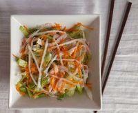 Los secretos de la ensalada china | Cocinar en casa es facilisimo.com