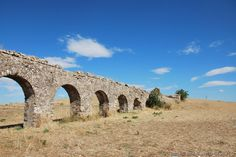 Italy - Monte Romano (Viterbo) - Ancient aqueduct - Le arcatelle - Photo M. Pesci (09-2010) - © All rights reserved - Tesori del Lazio