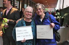 Déclaration d'amour de nouvelles mariées à Seattle (2).