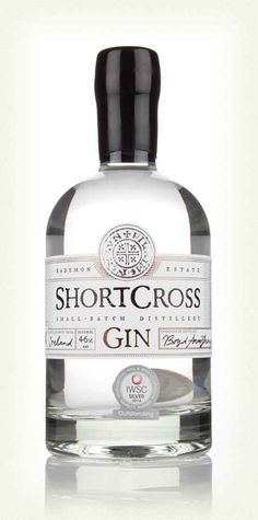 Shortcross Gin is made by Northern Irish craft gin distillery, Rademon Estate. Copper Pot Still, Gins Of The World, Gin Distillery, Gin Tasting, Gin Recipes, Craft Gin, Master Of Malt, Northern Irish, Geneva