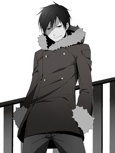 Izaya is my favorite character ever and if you insult him I will cut you. Understood?