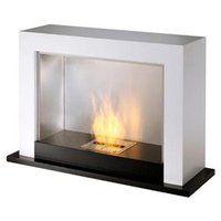 EcoSmart Fire Oxygen Bio-Ethanol Fireplace