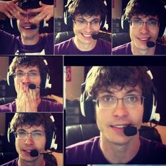 Toby with glasses is the best Toby!