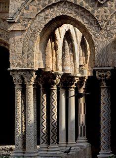 Chiostro di Monreale -Palermo