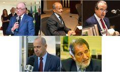 'O quinto do ouro': Força-Tarefa manda prender 5 dos 7 conselheiros do TCE-RJ e leva Picciani para depor à força - Jornal O Globo