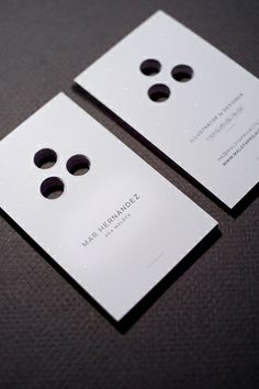 my new business cards by malota, via Flickr