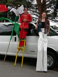How to Make Stilts -- via wikiHow.com