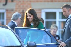 Kate Middleton Photos Photos - Catherine, Duchess of Cambridge during an official visit to receive an update on The Nook Appeal at EACH on January 24, 2017 in Quidenham, Norfolk.  HRH is Royal Patron of EACH (East Anglia's Children's Hospices) and launched The Nook Appeal in 2014. - The Duchess of Cambridge Visits East Anglia's Children's Hospice At Quidenham