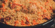 Ошибки при приготовлении плова Fried Rice, Grains, Cooking, Ethnic Recipes, Food, Facebook, Health Fitness, Infographic, Cuisine