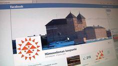 Suomalaisten kuntien kahdet kasvot: verkkoavoimia ja yhtiösalaisia / Hämeenlinnan kaupungin Facebook-profiili
