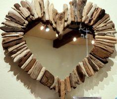 fun use of drift wood!