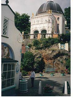 Portmerion, Wales - 1999