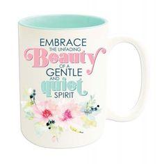 Embrace Inspirational Mug