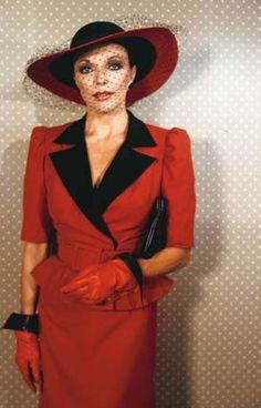 Joan Collins aka Alexis Colby