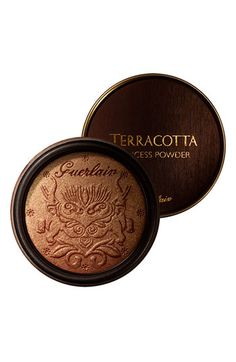 #Guerlain Terracotta Princess #Powder Bronzer / #makeup