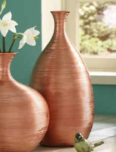 Vase, Jadine Tall from Through the Country Door®
