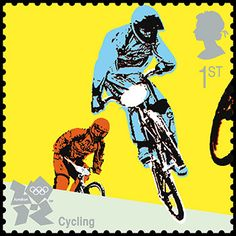 royal mail olympics stamps 2012 london