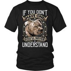 Bulldog T-shirt - 99myshop