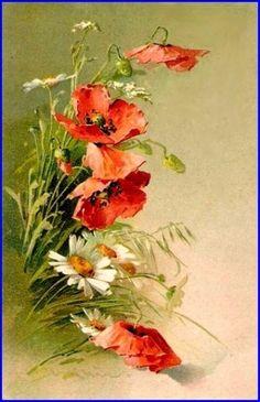 картинки для декупажа полевые цветы: 18 тыс изображений найдено в Яндекс.Картинках