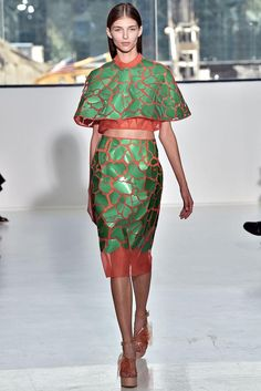 Delpozo Spring 2015 Ready-to-Wear - Collection - Gallery - Look 32 - Style.com
