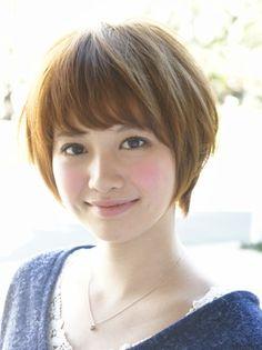 Popular Japanese Short haircut