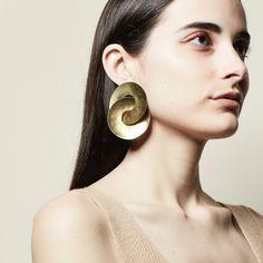 Pari Earrings by Fay Andrada