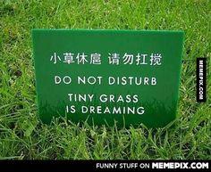 Do Not Disturb Sign - MemePix