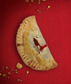 Torani Cherry Amaretto Hand Pies