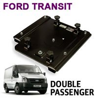 Kiravans Ford Transit (3rd generation 2006 - 2013) Double seat swivel (UK Right hand drive model)