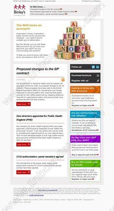 Champion Newsletter Idea