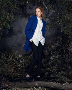 Coral_short – wełniany, zimowy płaszcz  w Talia-Fashion na DaWanda.com