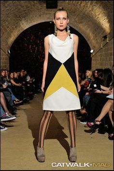 Autumn/Winter 14-15 constructivism and fluidity