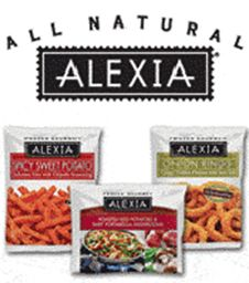 Save $1.00 on Any Alexia Frozen Products (Facebook)