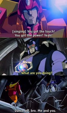 See more 'Transformers' images on Know Your Meme! Transformers Memes, New Warriors, Know Your Meme, Sound Waves, Bro, Haha, Singing, Childhood, Geek Stuff