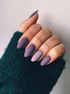 33 Gorgeous fall nail art design Ideas that perfect for any occasion - autumn na. Nägel Ideen Herbst 33 Gorgeous fall nail art design Ideas that perfect for any occasion - autumn na. Cute Acrylic Nails, Matte Nails, My Nails, Matte Almond Nails, Fall Nail Art Designs, Beautiful Nail Designs, Beautiful Nail Art, Autumn Nails, Winter Nails