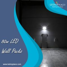 LED Wall Packs fixture can withstand harsh weather condition against any dust or moisture percolation since is protected with an rating and can light up your outdoors for years.