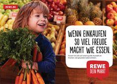 """Neue Markenkommunikation rückt REWE noch näher an den Kunden: """"REWE. Dein Markt"""""""