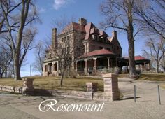 Rosemount Museum, Pueblo, Colorado - see more at: http://www.house-crazy.com/my-tour-of-rosemount-manor-with-kids/
