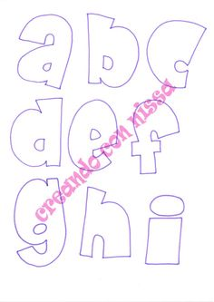 Free Printable Numbers, Love Coloring Pages, Creative Lettering, Bullet Journal Inspo, Letter Templates, Alphabet, Doodles, Scrapbook, Instagram