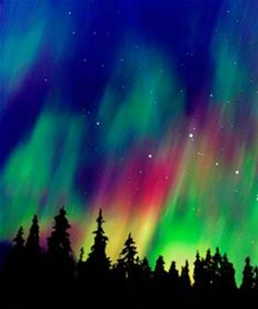 Aurora Borealis Takes Top Spot On The Ultimate Travel Bucket List