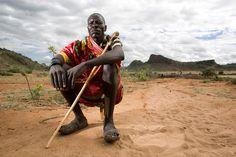 The Stranded Nomads of Karamoja in Uganda  by photographer Jonathan Hyams.