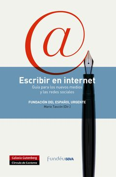 Blogueros, tuiteros, responsables de los principales buscadores de internet y profesionales de los medios sociales se reunirán el próximo 20 de septiembre en la Real Academia Española para asistir a la presentación del primer manual práctico de uso del español en la red, promovido por la Fundéu BBVA y la Agencia EFE http://www.efeverde.com/contenidos/noticias/el-dia-20-se-presenta-escribir-en-internet-guia-para-los-nuevos-medios-y-las-redes-sociales