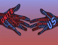 Unity, Community, Union, Hands