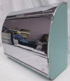 Vintage Garner Ware Wall Dispenser Foil, Wax Paper, Paper Towels, Green & Silver