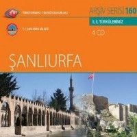 İl İl Türkülerimiz - Şanlıurfa (4 CD)