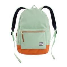 d12cd8692cf Green Herschel Supply Company® Two-tone Settlement Backpack - Lyst