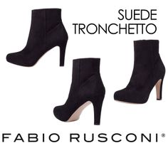 Don't you see it combined with sequin tights? Is it too much?  Have a nice WeekEnd! http://www.fabiorusconishop.it/tronchetto-in-camoscio-2771.html
