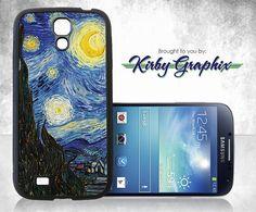 """Stary Night"" Galaxy 4s phone case"
