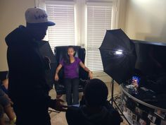 Charm filming